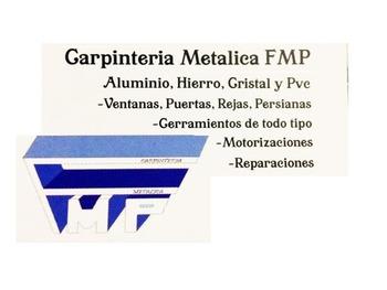 Carpinteria Metalica FMP
