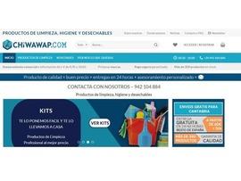 Chiwawap - Productos de limpieza