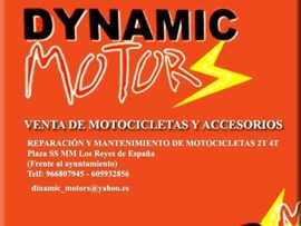 Dynamic Motor