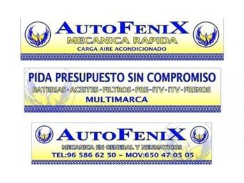 AutoFenix Mecánica Rápida