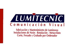 LUMITECNIC | Fabricación luminosos