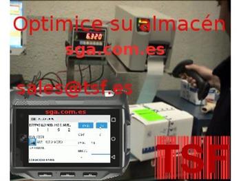 Software de sistema de gestión de almacenes SGA SACA