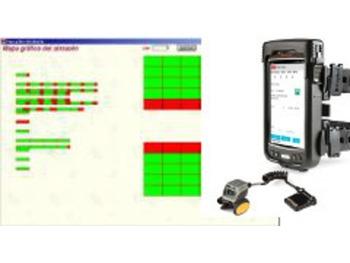 Sistema de gestión de almacenes SGA SACA