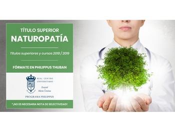 Philippus Thuban, estudios superiores en Medicina Integrativa