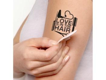 Tatuajes Temporales Personalizados - Uvimark