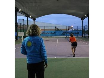 Escuela de tenis en Galapagar