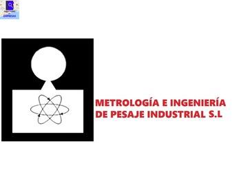 Metrología e Ingeniera de Pesaje Industrial