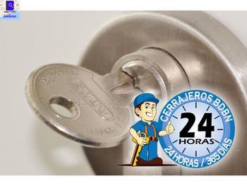 Cerrajeros 24 horas Bilbao