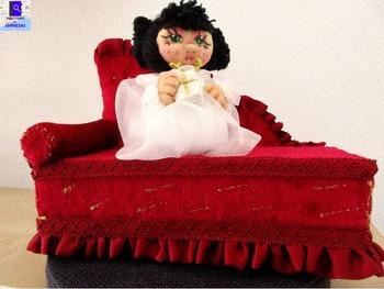 Muñecas hechas mano