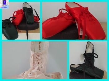 Puntas de ballet
