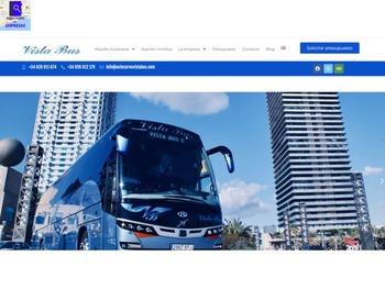 Autocares Vistabus