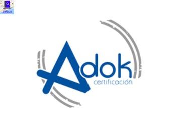Adok. Empresa Certificadora