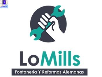 Lomills: Fontaneria y Reformas Alemanas