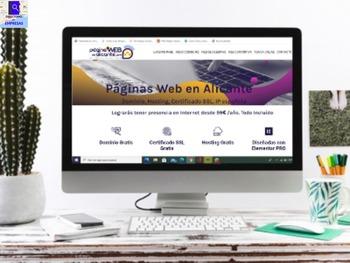 Diseño de Página Web en Alicante