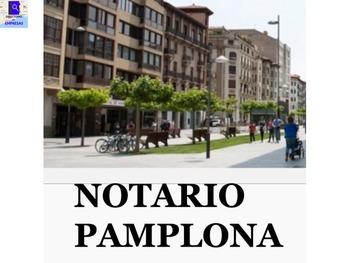 Notario Pamplona