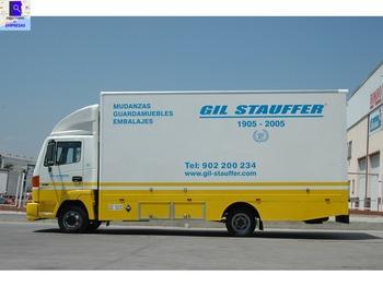 Mudanzas Gil Stauffer Málaga